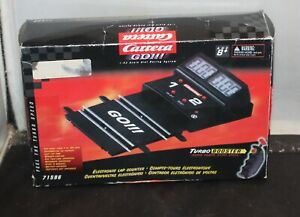 Carrera Go!!! 71596 Turbo Booster Electronic Lap Counter Track