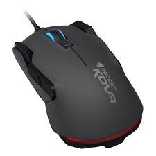 Roccat Kova Pure Performance Gaming Mouse Maus grey USB 02-01-03-64062 7000 dpi