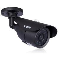 ZOSI 960H 1000TVL CMOS CCTV Caméra de Surveillance Extérieur Vision Nocturne 40m
