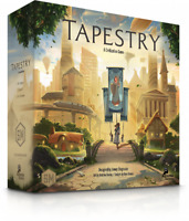 Tapestry Stonemaier Games Board Game Brand New & Factory Sealed!
