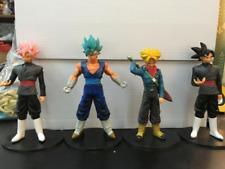 4PCS Dragon Ball Z Figure Super Saiyan Goku Vegeta Torankusu Figures toy PVC