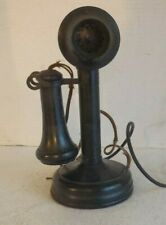 Vintage Kellogg Candlestick Telephone dated 1901-08