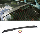 For Mercedes Benz S-class W222 S63 S65 Amg Carbon Fiber Rear Roof Spoiler Wing