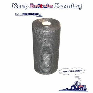 Stack Net  8 x 25M Silage Clamp Netting, Plant Protection Birds (or Poultry Net)
