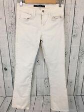 Joe's Jeans Skinny Bootcut Size 25 White Jeans I2