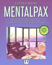 Mentalpax : Antidépresseur Naturel Sous Forme de Livre Préconisé Dans le...