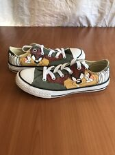 Converse All Star Looney Tunes Taz - Youth Size 2