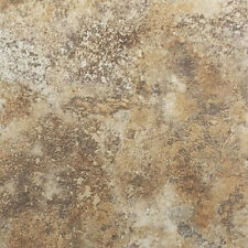 BEIGE granite STONE self STICK adhesive VINYL floor TILES - 40 pieces 12x12