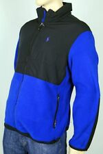 Ralph Lauren RED BLUE POLARTEC POLAR FLEECE JACKET NWT XL LARGE $198