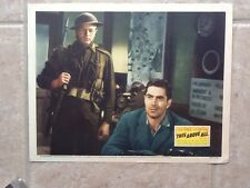 "Tyrone Power In ""This Above All "" 1942 Lobby Card Handsome Man 20th Century"