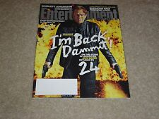 24 * KIEFER SUTHERLAND * JOHANSSON April 11 2014 ENTERTAINMENT WEEKLY MAGAZINE