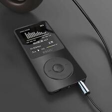 "1.8""TFT Screen RUIZU X02 HiFi 4G MP3/4 Music Player FM Recorder High Quality WW"
