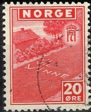 Norway WW2 We Will Win Road to Pice stamp 1943