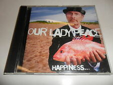 CD Our Lady Peace-Happiness... Is Not A Fish