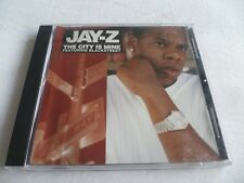"Jay Z ""The City Is Mine"" US CD Single (1998) Ft. Blackstreet 314 568 592-2"