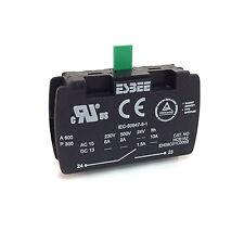 Contact block HC61A2 ESBEE 1NO *New*