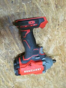 Craftsman V20 1/2-in. Drive Brushless Cordless Impact Wrench CMCF920  (Lot A819)