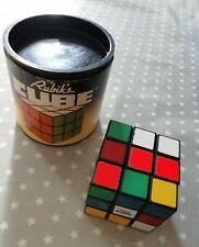 Vintage Original 1980s Rubik's Cube BOXED Genuine Box Rubic free UK postage