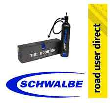 Schwalbe Tire Booster - Tubeless Assembly Tyre Cylinder Pump Inc Tracked Postage