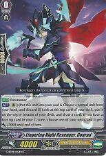 CARDFIGHT VANGUARD CARD: LINGERING NIGHT REVENGER, CONRAD - G-BT09/062EN C