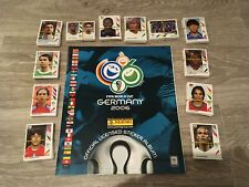 Panini WC Germany 2006 - Album Vide Empty + Set Complet