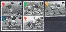 Engeland postfris 1996 MNH 1625-1629 - EK Voetbal