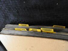Genuine Caterpillar 16g Motor Road Grader Repair Manual 93u Amp Up Good Shape