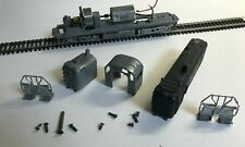Hobbytown HO scale Alco RS-3 (ca. 1980) Mechanism and Body in Good Condition