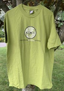 VTG Ocean Pacific OP JUICE Tee Mens L International Boarding Company T-Shirt