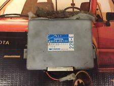 1985-1989 Toyota 4Runner Pickup 22RE ECT relay box 89530-35140