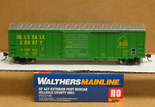Walthers 910-2145 HO Hillsdale County 50' ACF Exterior Post Boxcar #803