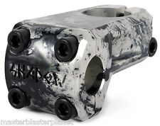 SHADOW CONSPIRACY RAVAGER FRONT LOAD BMX BICYCLE STEM SUBROSA SILVER TYE DIE NEW