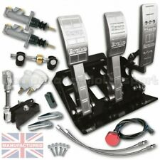FITS FIESTA MK1-2-3 FLOOR MOUNTED CABLE PEDAL BOX KIT – PREMIER 3 PEDAL [KIT B]