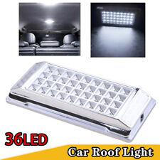 LED Bright White Dome Roof Ceiling Car Interior Reading Lights Lamp Bulb 12V
