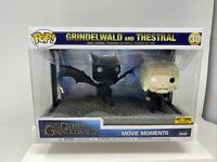 Funko Pop! Movie Moments Fantastic Beasts Grindelwald And Thestral #30 Exclusive