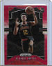 DeAndre Hunter 2019-20 Panini Prizm RC SP RED WAVE REFRACTOR Hawks Rookie