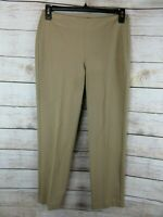 Talbots Womens Heritage Career Dress Pants Petite Size 6 Stretchable Side Zipper