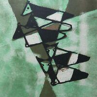 Ewald MATARÉ (1887-1965) - Zeichen einer Weide , Holzschnitt 1951