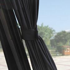 2x Car UV Protection Sun Shade Curtains Side Window Visor Mesh Cover Shield 50cm