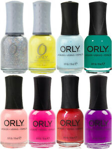 Orly Nail Polish 18ml - Clearance Stock