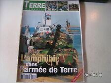 ** Terre Magazine n°141 L'amphibie dans l'armée de terre / Les scorpions