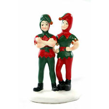 Department 56 Department Store Elves From A Christmas Story Village (Retired)
