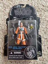 Star Wars Black Series John Dutch Vander #10 Moc 2015 3.75 Inch