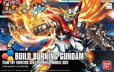Gundam Build Fighters Build Burning Gundam HG High Grade 1/144 Model Figure Kit