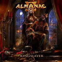 ALMANAC - KINGSLAYER (GOLD VINYL)  2 VINYL LP NEU
