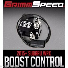 Grimmspeed 057041 Electronic Boost Control Solenoid EBCS for 2015 WRX