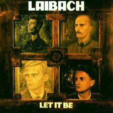 LAIBACH Let it Be CD 1988