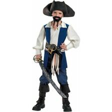 Child's Jack Sparrow Pirate Costume
