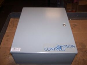 "NEW HOFFMAN 20"" X 16"" X 6"" ELECTRICAL ENCLOSURE WITH BACKPLATE NEMA 1"