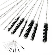 For Yamaha 5 Brushes+10 Cleaning Needles Carburetor Carbon Dirt Jet Remove Tool
